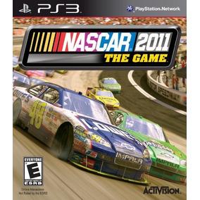 Nascar 2011 The Game Ps3 Novo Original Midia Fisica Nf