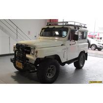 Nissan Patrol 1973