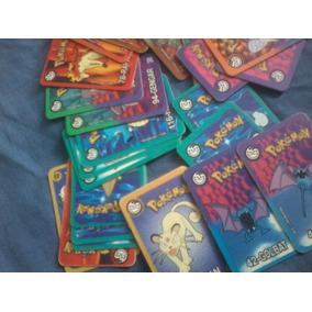 Pokemon Cards Tazos Tazo Elma Chips