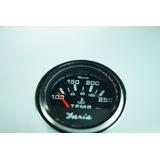 Reloj Temperatura Electrico Faria 12 V Detalle En El Bisel