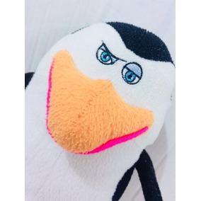 Pingüino De Madagascar Peluche Usado 30cm 127yp