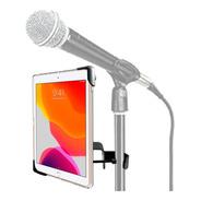 Soporte Parquer De iPad Tablet Para Pie Microfono Envio