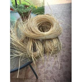 Esterilla Natural En Hebras (importada)