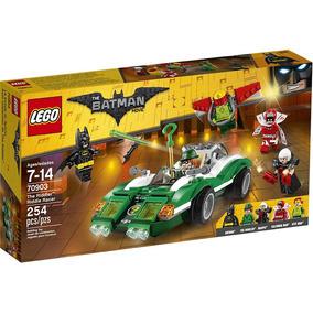 Lego Batman - Riddle, O Carro De Corrida Do Charada M. Brinq