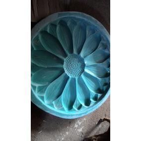 Forma Para Fazer Pisante De Flor De Cimento