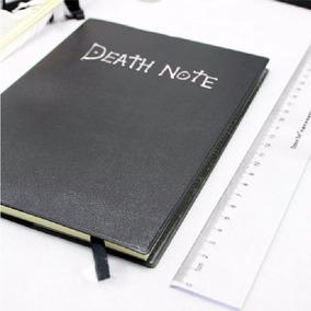 Libreta Anime Death Note Lo Mas Cercano A La Serie