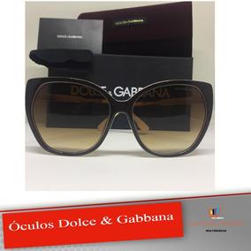 94195ab24fc6a Oculos Sol Dolce Gabbana Feminino - Óculos De Sol no Mercado Livre ...