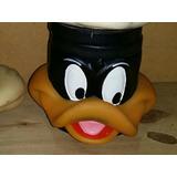 Taza Pato Lucas Grande Pvc Looney Tunes Warner Bross 1993