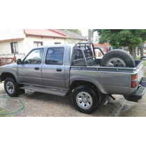 Toyota 4 X 4 Doble Cabina 2.8 Diesel Mod 2001