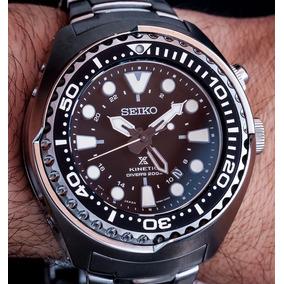 Reloj Seiko Prospex Sun019 Kinetic Hombre