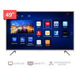 "Tv Led Tcl 49"" Ultra Hd Smart Tv 49piusx"