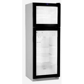 Vitrina Digital Y Congelador Ecasa 12 Pies