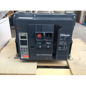 Interruptor Electromagnetico Master Pact 1600a