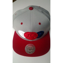 Gorra Mitchell & Ness L A Clippers Snapback $435 Pesos Orig