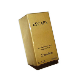 Perfume Calvin Klein Dama Escape 1,7 Oz. / 50 Ml. Original