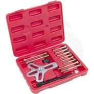 Kit Extrator Do Volante Da Direção Com 14 Peças