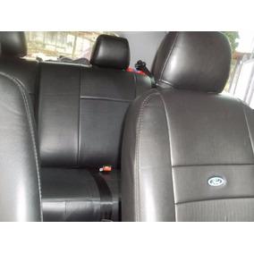 Capa De Banco Carro 100% Couro Courvin Ford Eco Esport