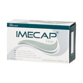 Imecap Hair, 60 Cápsulas, Divcom Pharma
