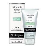 Neutrogena Crema Facial Hidratante Oil Free Fps 15