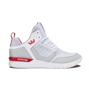 Zapatillas Zupra Mod Method White/red