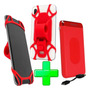 Soporte Rojo / Cargador Rojo