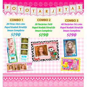 Foto Imanes Tarjetas Personalizadas Souvenir Cumpleaños