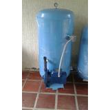 Sistema Hidroneumatico 120 Gls Con Bomba Pedrollo 1.5 Hp