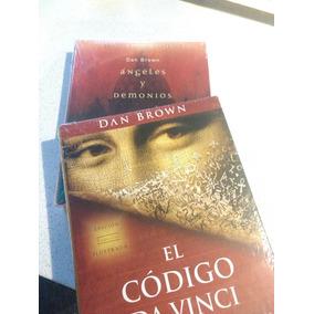 Libros Ilustrados Código Da Vinci + Ángeles Y Demonios