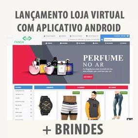 Lançamento Script Loja Virtual Profissional Com App Android