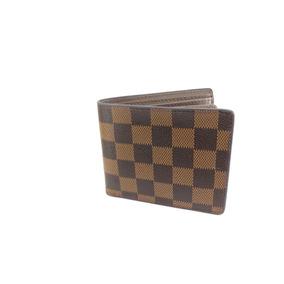 Combo 2 Pzs Billetera Para Caballero Lv Louis Vuitton