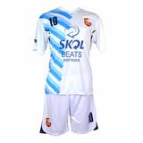 a830a5346a Uniforme Futebol Completo 20 Camisas no Mercado Livre Brasil