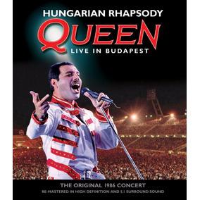 Queen - Live In Budapest - Blu Ray Importado, Lacrado