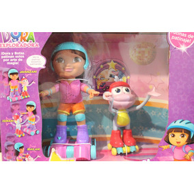 Dora Y Botas En Patines Dora La Exploradora