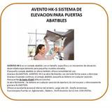 Aventos Hk-s Blum Herrajes Accesorios De Cocinas Empotradas