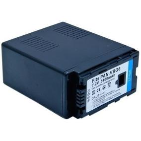 Bateria Vw-vbg6 P Camera Panasonic Ag-hmc70, Ag-hmc40, Ac7