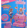 Juguete Barbie Chicle Shop Playset W Trabajando Máquina De