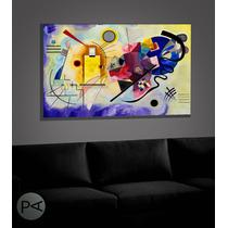 Cuadros Decorativos De Grandes Pintores:precio Por 3 Cuadros