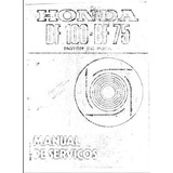 Manual De Peças Do Motor De Popa Honda 7.5 Hp E 10 Hp