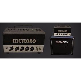 Cabeçote Valvulado Meteoro Mht-g + Gabinete Caixa Mht112