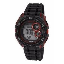 Mormaii Masculino Esporte Wave Digital Mo13617/8a Wr 100m/