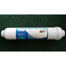 Post-filtro En Linea T-33 Carbon Activado De Coco