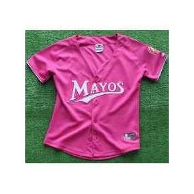 Jersey Mayos De Navojoa Rosa