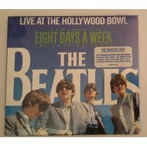 Cd The Beatles Live At Hollywood Bowl Digipack Nuevo
