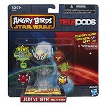 Angry Birds Star Wars Telepods Jedi Vs Sith