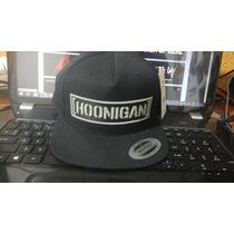 Hoonigan Gorra Snapback Hat Reflective Ken Block