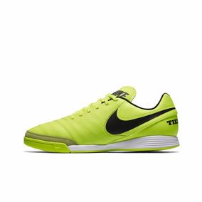 Tenis Nike Tiempo Genio 2 Leather Ic Futsal Original