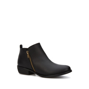 Bota Andrea Ankle Boot Mujer Negro 2524405