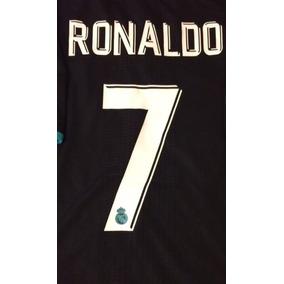 Jersey Real Madrid Nuevo 2017-2018 Champions