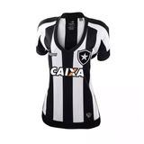 Camisa 1 Feminina Topper Botafogo Oficial 2017/18