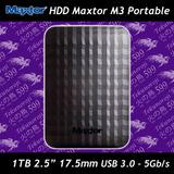 Hdd Maxtor M3 Portable 1tb 2.5